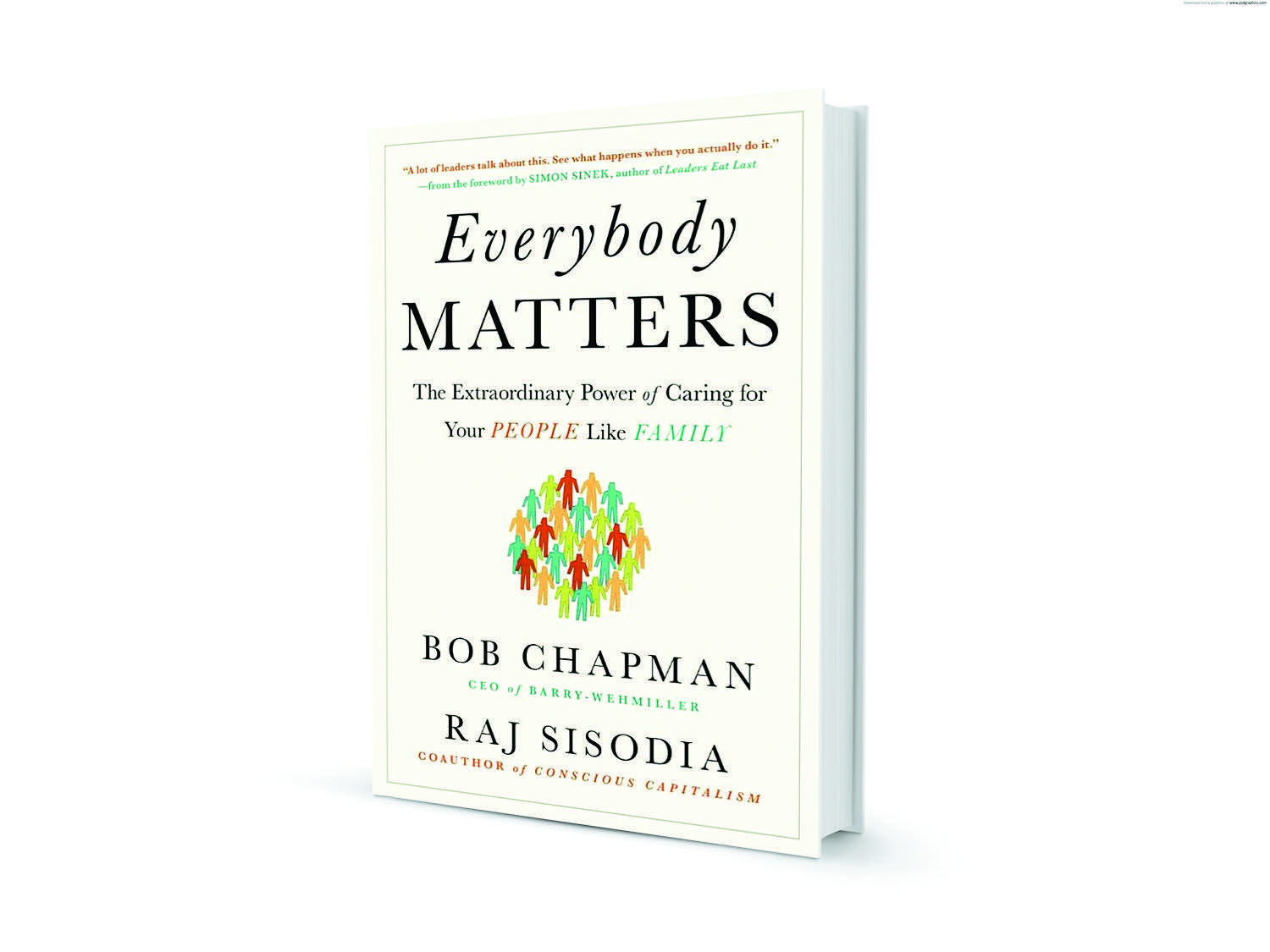 everyone matters book
