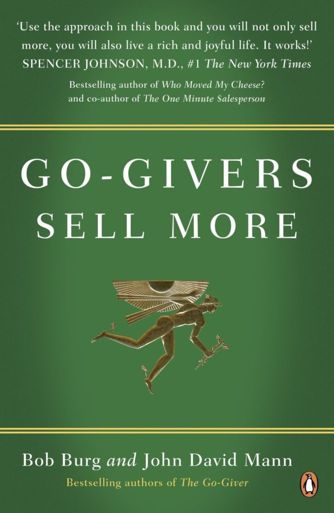 Go givers book cover