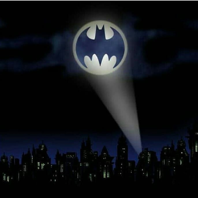 bat signal image
