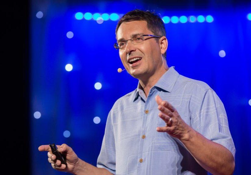 Tom Wujec talking