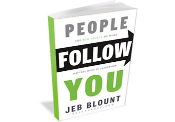 people follow you book cover